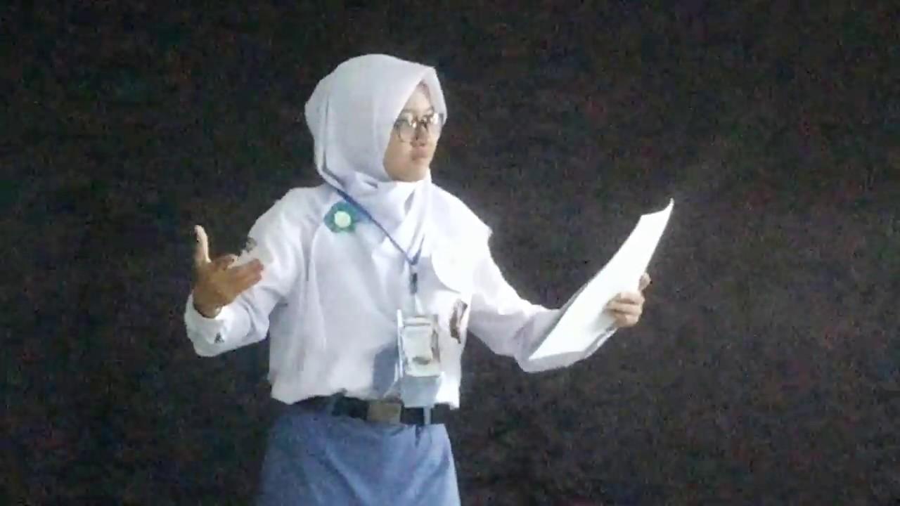 Fls2n 2018 Kumpulan Peserta Lomba Baca Puisi Youtube