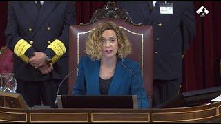 """Batet se estrena en el Congreso prometiendo """"imparcialidad"""""""