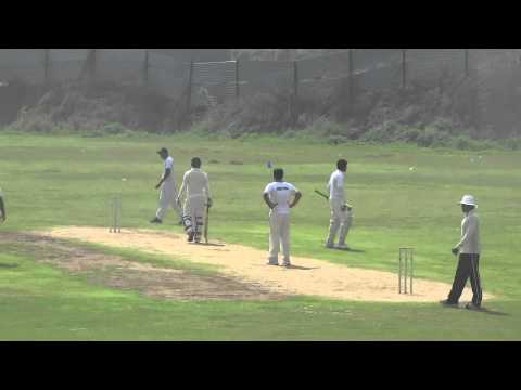 Spring Cricket League 2014   UOP Cricket Club vs Cairn India