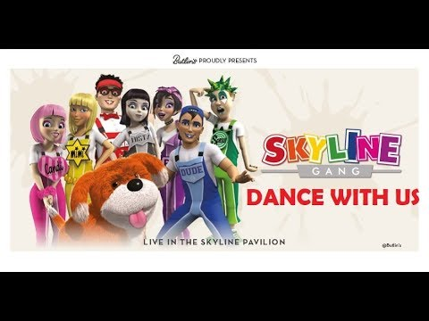 Butlins 2017 - Skyline Gang - DANCE WITH US (HD) Full Show