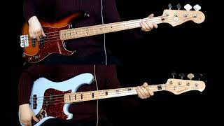 P/J BASS: Fender vs. Chowny Retrovibe