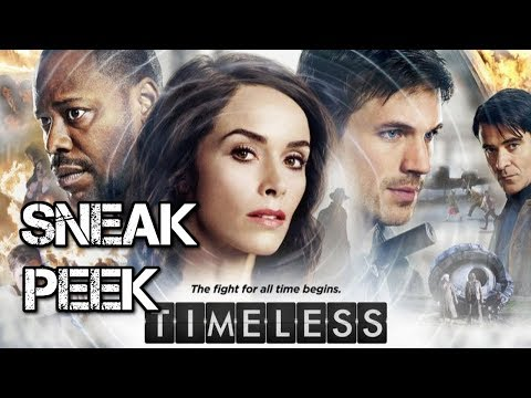 "Timeless 2x01 Sneak Peek 5 ""The War to End All Wars"""