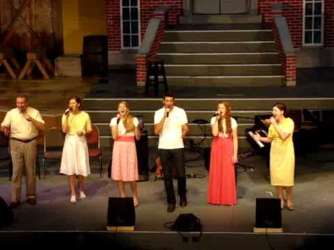 The Collingsworth Family -