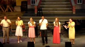 """The Collingsworth Family - """"The Resurrection Morn"""""""