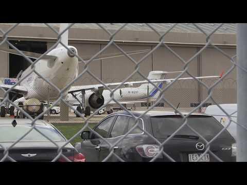 'LIONEL MESSI - steps off private jet in Australia' #EXCLUSIVE 5/6/17