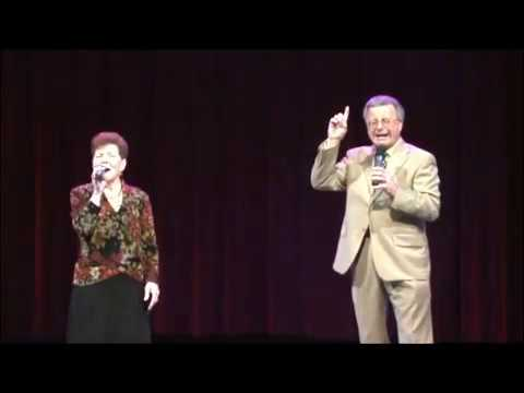"""Gerald & Verna Edwards - """"One More Time""""  &  - """"His Wondrous Story"""""""