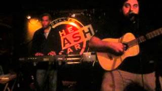 Ceschi & Louis Logic (Live @ Trash Bar, Brooklyn, New York 12/21/12)