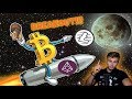 Litecoin To $400 Charlie Lee Discussion, Bitcoin Breaks Out, Augur Moons!!!
