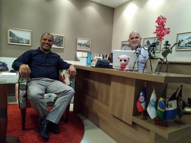 02-12-2019 - CIDADE REAL - CLÁUDIO PIRES CARDOSO - PROFESSOR E COACH EMOCIONAL