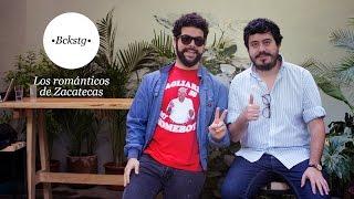 Bckstg con Los Románticos de Zacatecas