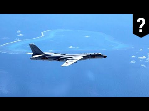 China lands bomber on South China Sea island for first time - TomoNews