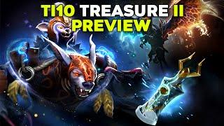 Immortal Treasure II - The International Battle Pass 2020 - Full Preview - Dota 2 TI10