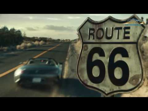 Peter Fonda (Easy Rider) in Mercedes Super Bowl Commercial 2017