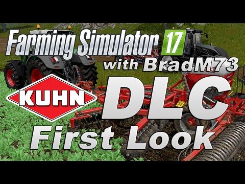 Farming Simulator 17 - KUHN Add-On DLC
