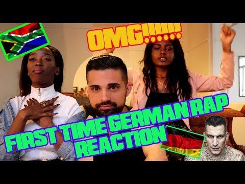 GERMAN RAP REACTION SOUTH AFRICA | GZUZ | KMN GANG
