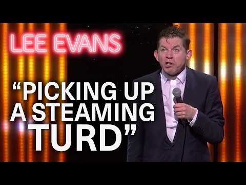 Animal Tendencies - Lee Evans: Monsters