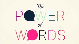 The Power of Words - Words of Healing - 24 November 2020