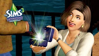 mARRYING FOR MONEY // The Sims 3: Generations #2