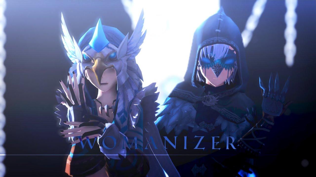 【identity v/第五人格/MMD】Womanizer