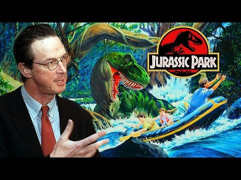 An Analysis Of Jurassic Park By Michael Crichton - Novel Review