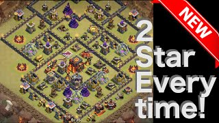 (Secret Attack Strategy) How To Beat The Most Popular War Base EVERY TIME! | Clash Of Clans