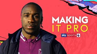 The REAL reason Michail Antonio didn't join Spurs on trial! | Making It Pro