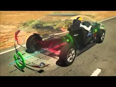 Mazda Roll Stability Control RSC