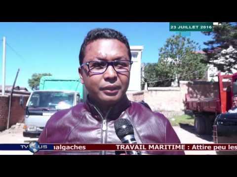 JOURNAL DU 23 JUILLET 2016 BY TV PLUS MADAGASCAR