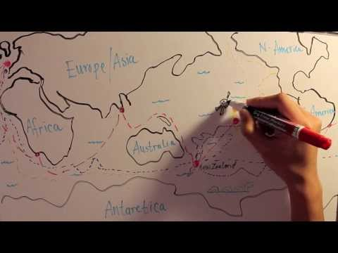 Draw My Life - Captain James Cook