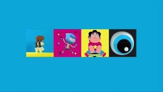 Cartoon Network - CN Dimensional Bumper - Shift (Cyan Version)