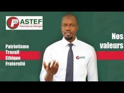 Wakhtane bou am solo si projet PASTEF nguir suxxali Sénégal 1er partie