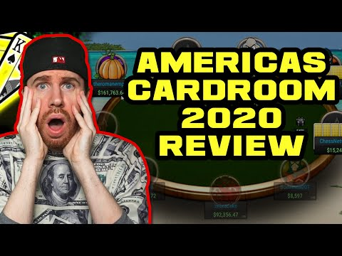 Americas Cardroom Review | Is ACR Poker Still Worth It In 2020?