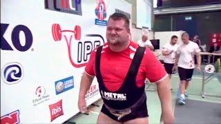 Konovalov, Sumner, Cappellino, IPF Worlds 2015 @+120kg, men