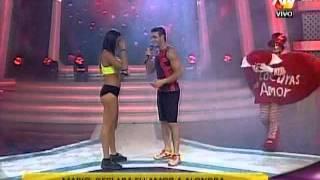 Tuteve.tv / Mario Irivarren formaliza su relación con Alondra García Miró
