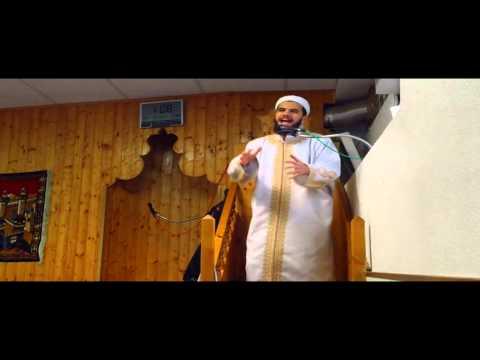 Abdul Adhim Khutba   Die Fiten unserer Zeit 2014