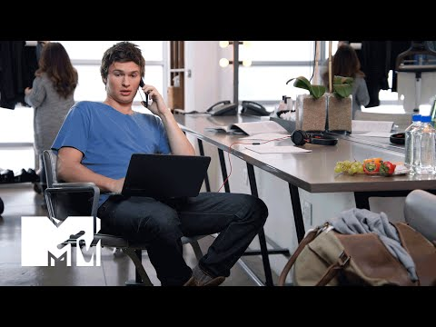 2015 MTV Movie Awards: Amy Sees Just How Bad Ansel Wants A Movie Award | MTV