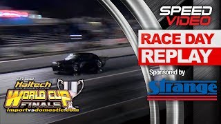 Rob Goss sets track record
