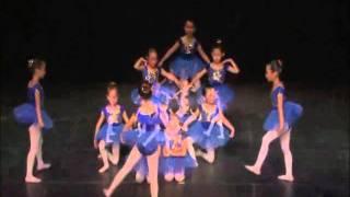 Le Premier School of Ballet - Recital 2011 - Beginner Ballet