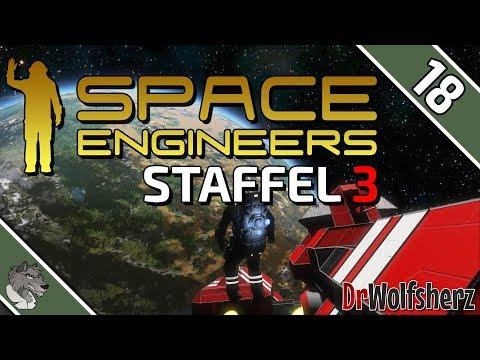 Space Engineers | #18 - Abflug! Ziel: Orbit! | Staffel 3 | Let's Play Together