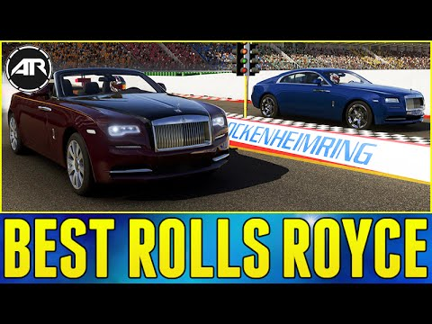 forza 6 online best rolls royce dawn vs wraith stock max