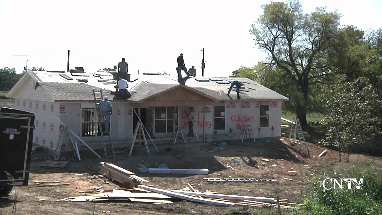 Cherokee Nation New Home Construction