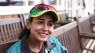 FEATURE: Jhulan Goswami and Kainat Imtiaz