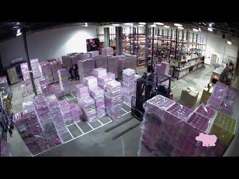 New Boston Warehouse || Party Rental Ltd.