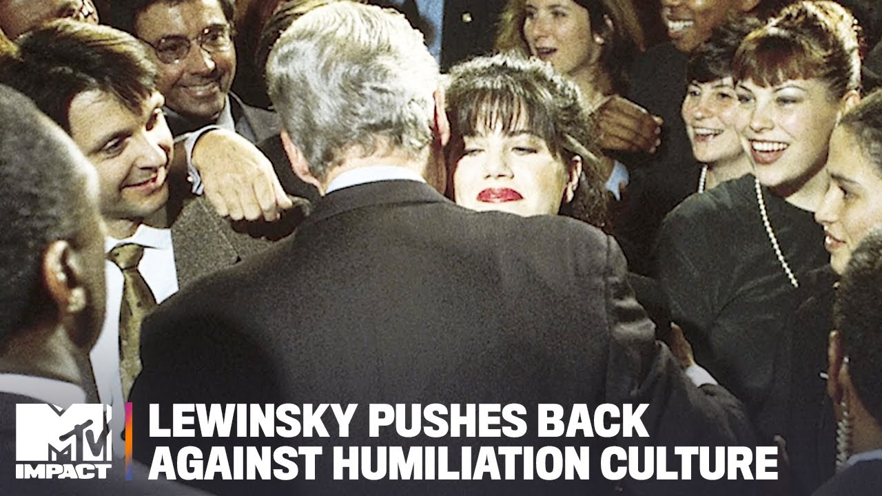 Lewinsky Pushes Back Against Humiliation Culture | Need To Know