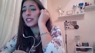 """""""Oronero"""" Giorgia - Cover a cappella (Lorita Clemente)"""
