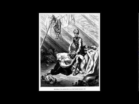 Strauss: Don Quixote (Rostropovich) with illustrations by Gustave Doré