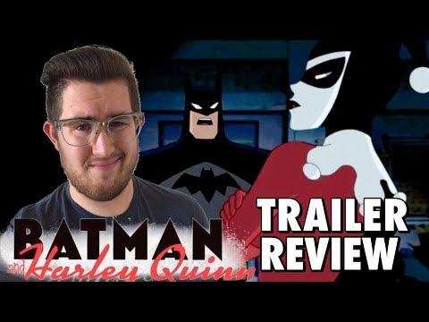 Batman & Harley Quinn - Trailer Review