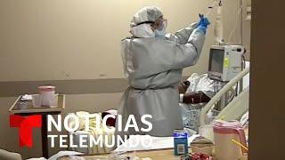 Detectan al primer reinfectado de COVID-19 en Estados Unidos | Noticias Telemundo