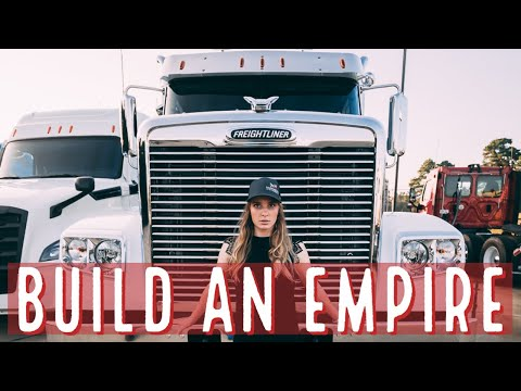 Starting Your Own Trucking Company | What You NEED To Know