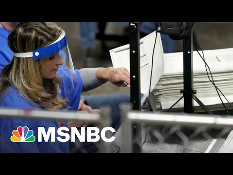 Federal And State Officials Sound Alarm About 'Sham' AZ Audit   The Last Word   MSNBC